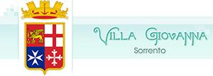 Hotel Villa Giovanna a Sorrento Logo